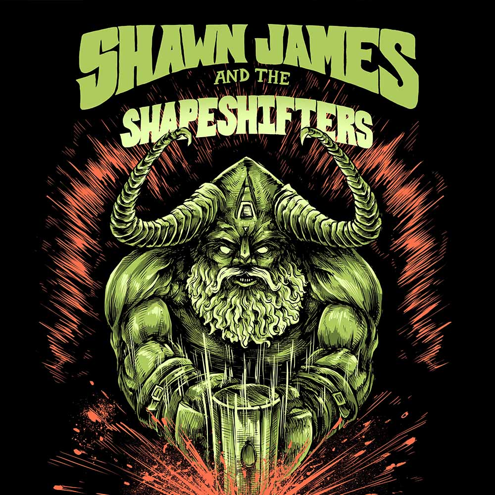SHAWN JAMES