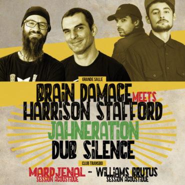 Lyon Reggae Party avec Mediatone au Transbordeur