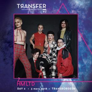 HMLTD - Festival Transfer #2 Transbordeur