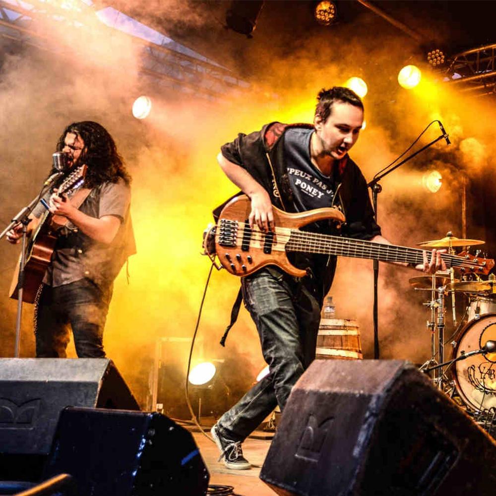 Y.BLUES en concert à Lyon avec Mediatone