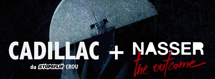 CADILLAC + NASSER