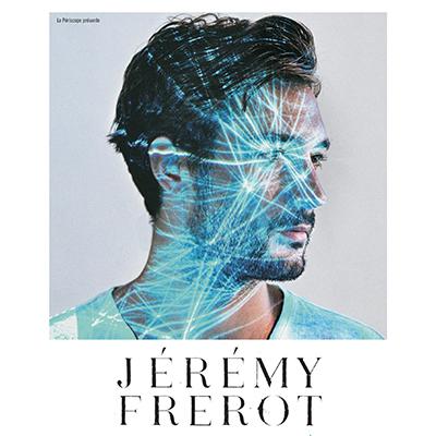 Jérémy Frérot en concert au Transbordeur avec Mediatone le 21 mars 2019