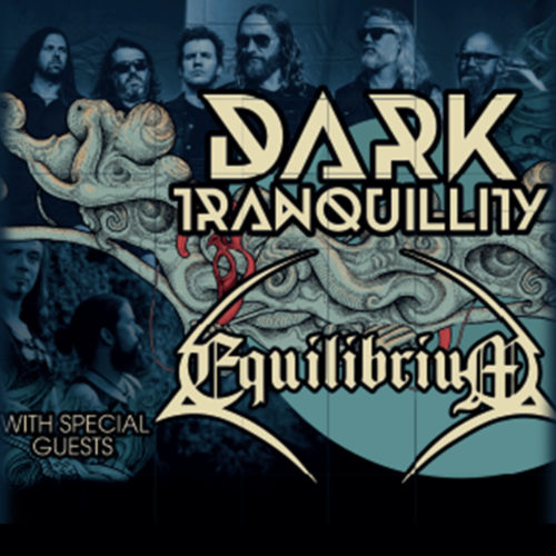 Dark Tranquillity en concert au CCO avec Mediatone