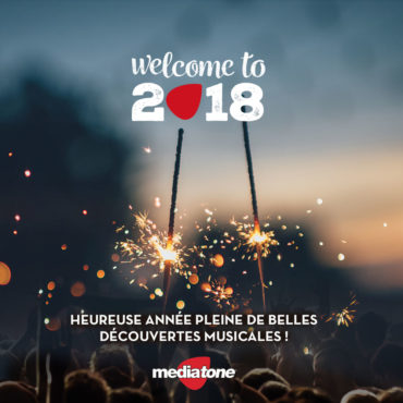 Voeux 2018  Mediatone concerts à Lyon
