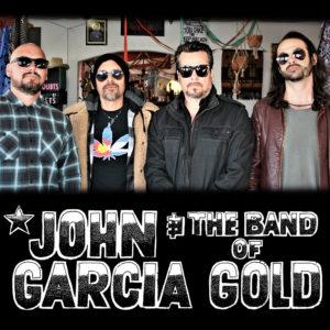John Garcia and the band of gold en concert à Lyon avec Mediatone et Base Productions