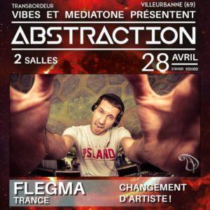 ABSTRACTION 5 - Dub to trance avec Exoria et Mediatone changement artiste