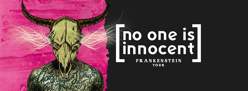 NO ONE IS INNOCENT + RAB