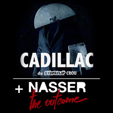 Cadillac et Nasser avec Mediatone