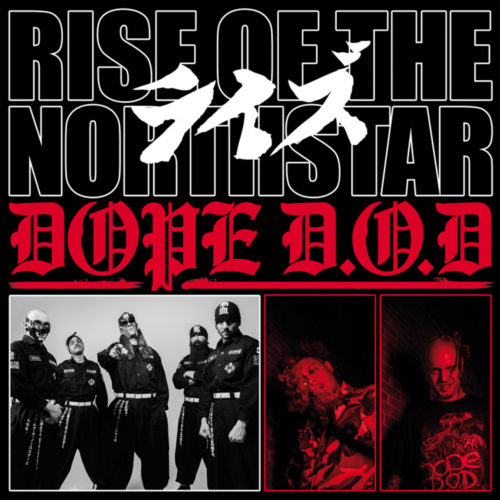 Rise of the Northstar et DOPE DOD en concert au Kao avec Mediatone