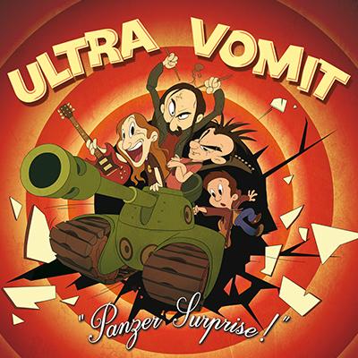 ULTRA VOMIT metal lyon