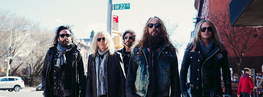 THE DEAD DAISIES + BACK ROADS