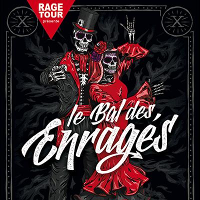 Le Bal des Enragés - rock punk Lyon - Transbordeur