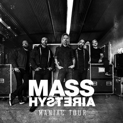 Mass Hysteria, Black Bomb A