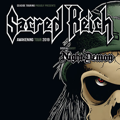 Sacred Reich, Night Demons