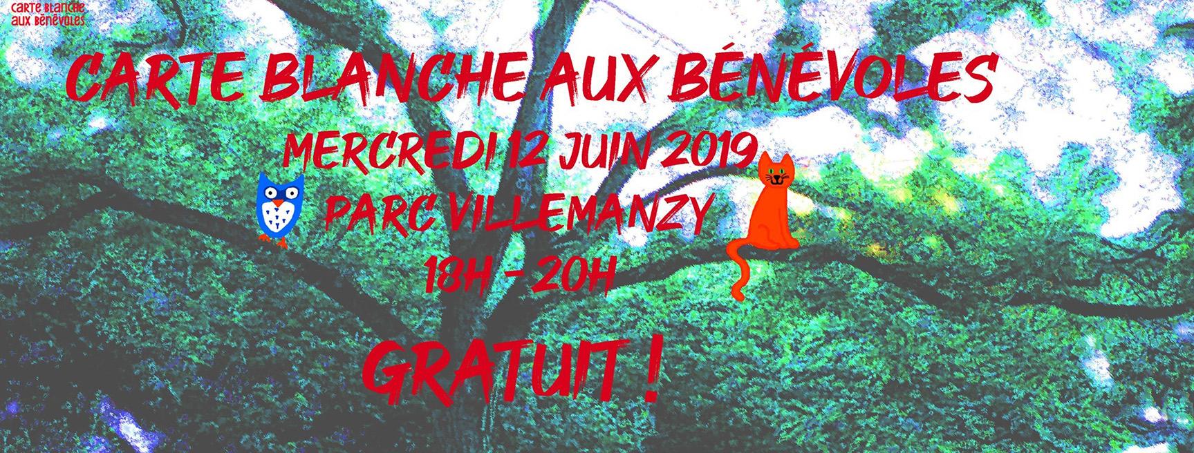 CARTE BLANCHE AUX BÉNÉVOLES #9