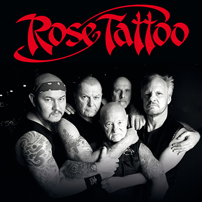 Rose Tattoo @ Lyon