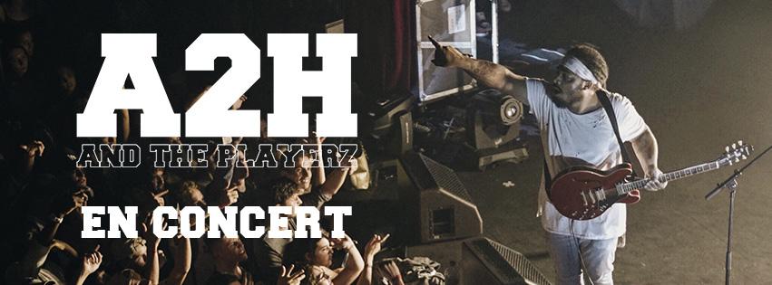 A2H & THE PLAYERZ + Josué