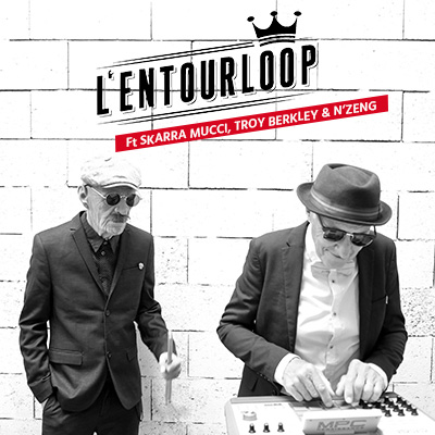 L'ENTOURLOOP ft SKARRA MUCCI en concert au Transbordeur avec Mediatone