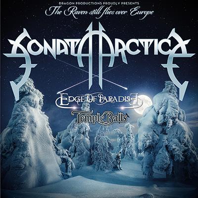 Sonata Arctica @ Lyon
