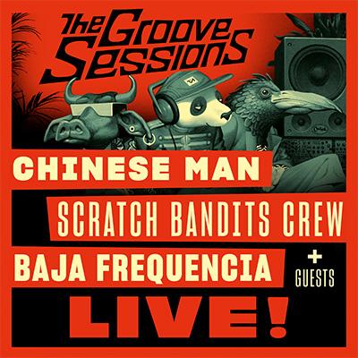 The Groove Session Live au Transbordeur avec Mediatone