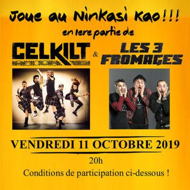 concours kao premiere partie celkilt 3 fromages WEB