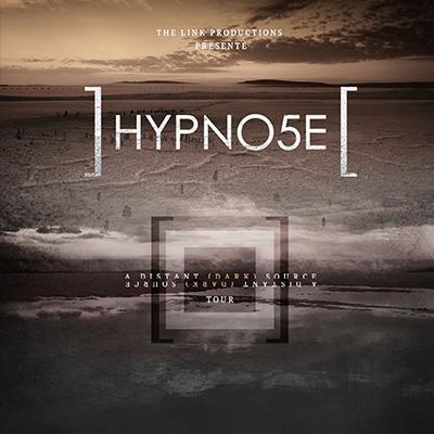 Hypno5e en concert à Lyon au Rock N'Eat avec Mediatone