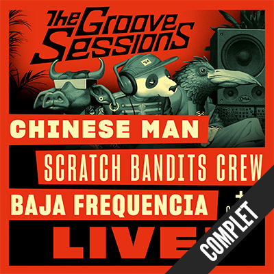 The Groove Session Live au Transbordeur avec Mediatone - Complet