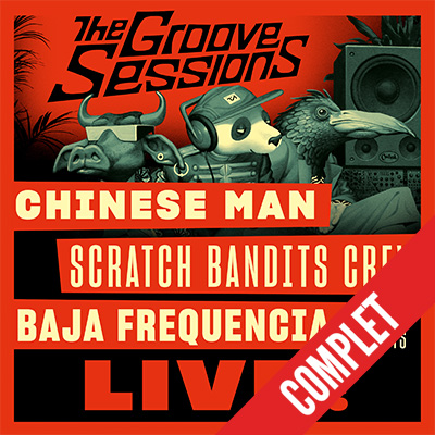 The Groove Session Live au Transbordeur avec Mediatone - Complet