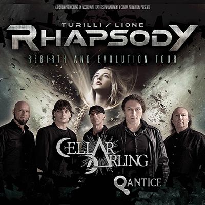 Turilli & Lione Rhapsody @ 69100 Villeurbanne