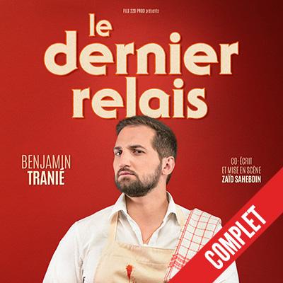 Benjamin Tranié en concert avec Mediatone au CCO - complet