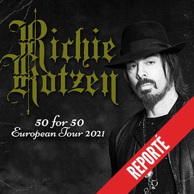 RICHIE KOTZEN en concert à Lyon