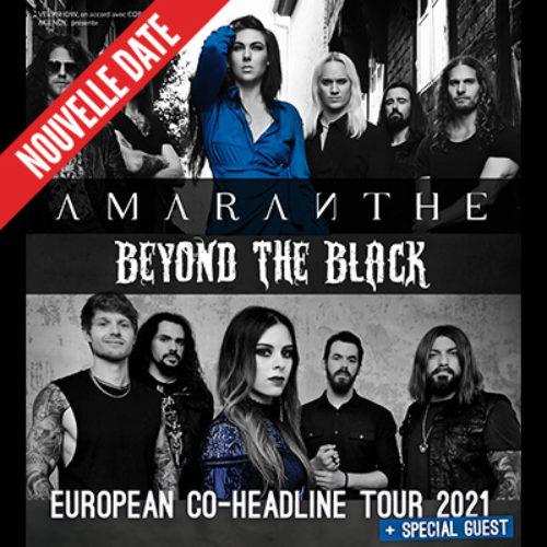 Amaranthe et Beyond The Black en concert à Lyon avec Mediatone
