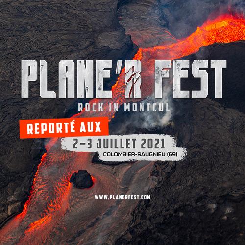 PLANE'R FEST du 3 au 4 juillet 2020 à Montcul