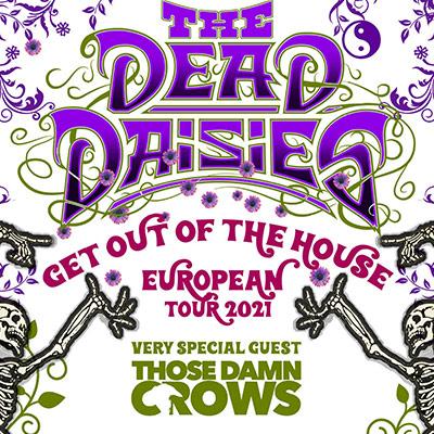 The Dead Daisies Mediatone Lyon
