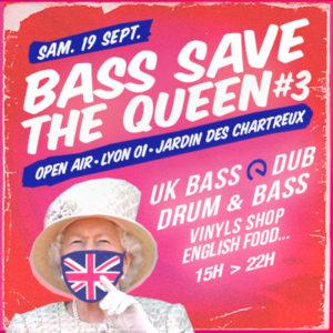 Bass save the queen visu400px