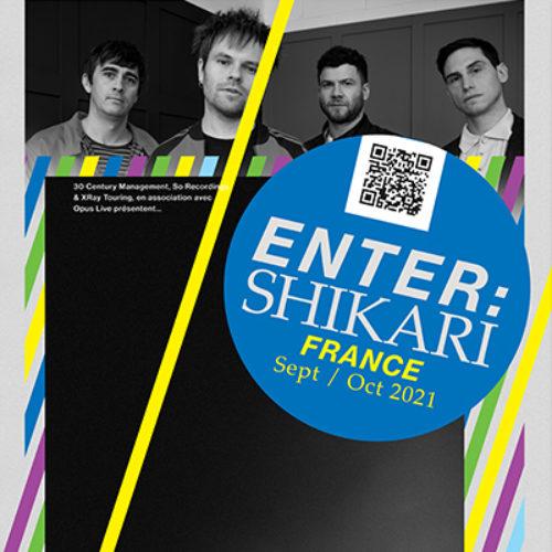Enter Shikari en concert au CCO de Villeurbanne