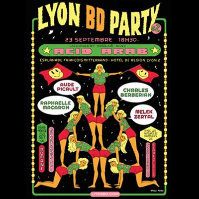 LYON BD PARTY