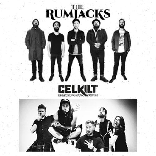 The Rumjacks et Celkilt en concert à Lyon avec Mediatone