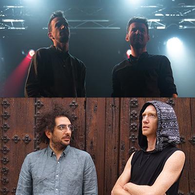 CYRIOUS et PABLO DU PUEBLO en concert avec Mediatone
