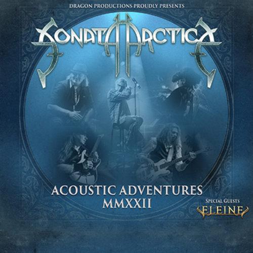 Sonata Arctica et Eleine en concert à Lyon avec Mediatone
