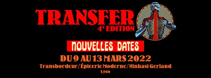 Transfer festival 2021 lyon site REPORT 2