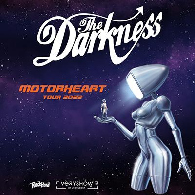 THE DARKNESS en concert à Lyon avec Mediatone