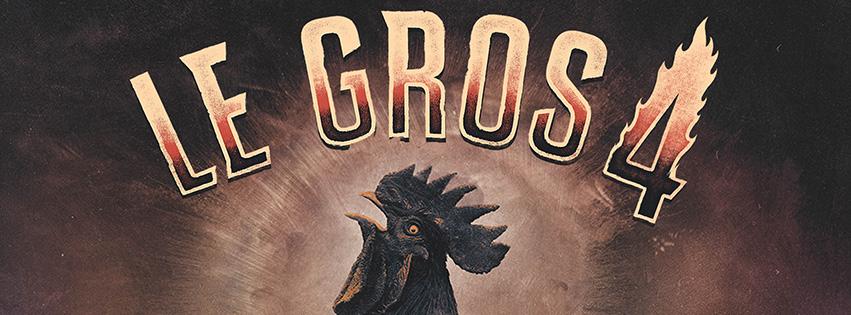 LE GROS 4 - Ultra Vomit · Mass Hysteria · Tagada Jones · No One Is Innocent